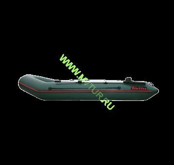 лодка пвх тайга 270 киль под мотор 5 л.с с-пб