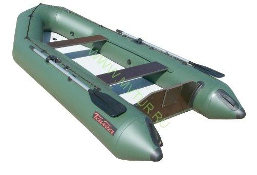 лодка пвх тайга-270 киль с-пб