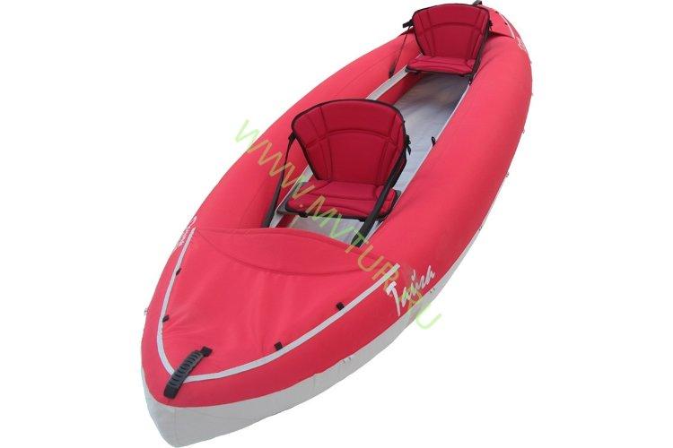 импортная двухместная лодка