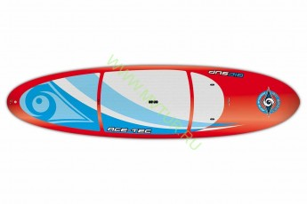 SUP board Bic Performer 10'6 red